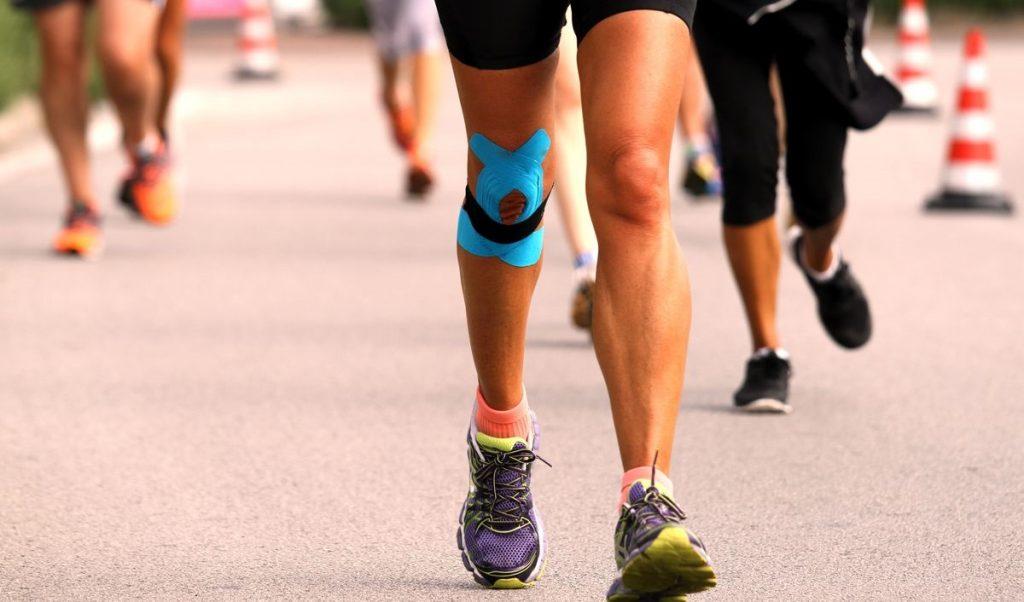 correr lesión en la rodilla